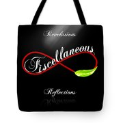 Fiscellaneous Tote Bag