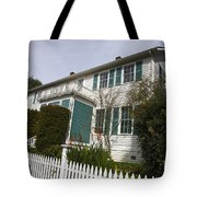 Fischer-hanlon House Benicia California Tote Bag