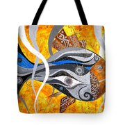 Fish 0465 - Marucii Tote Bag