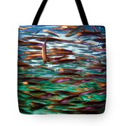 Fish 1 Tote Bag by Dawn Eshelman