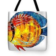 Fish 502-11-13 Marucii Tote Bag
