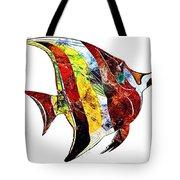 Fish 505-11-13 Marucii Tote Bag