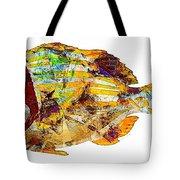 Fish 506-11-13 Marucii Tote Bag