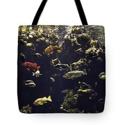 Fish Aquarium Tote Bag