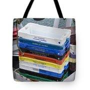 Fish Boxes Tote Bag