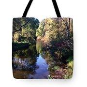 Fish Creek Tote Bag
