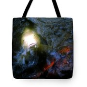 Fish Encounter Tote Bag
