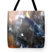 Fish In The Water Tote Bag