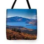 Fish Lake - Yukon Territory - Canada Tote Bag