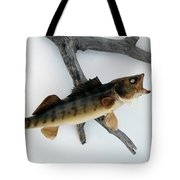 Fish Mount Set 02 A Tote Bag