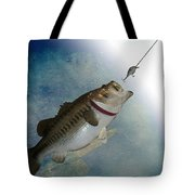 Fish On Tote Bag
