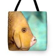 Fish Profile Tote Bag