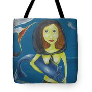 Fish Sands Tote Bag