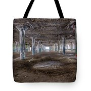 Fisher Body Plant 21 -6 Tote Bag