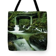 Fisherman's Creek Tote Bag