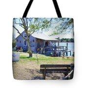 Fisherman's House  1 Tote Bag
