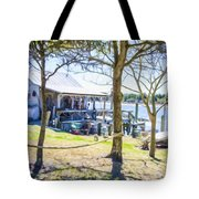 Fisherman's House 4 Tote Bag