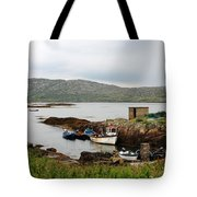 Fishermans Landing Tote Bag