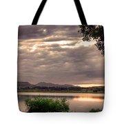 Fisherman's Sky Tote Bag