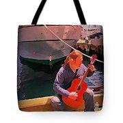 Fishermans Song Tote Bag