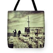 Fishermen Tote Bag