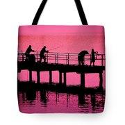 Fishermen Tote Bag