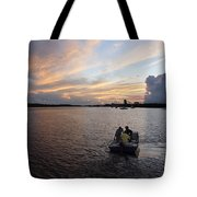 Fishers Of The Night Tote Bag