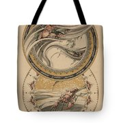 Fishes And Lobster Tote Bag