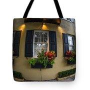 Fisheye View Tote Bag