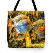 Fishfull Thinking Tote Bag