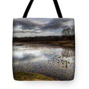 Fishing And Hunting Spot Tote Bag