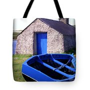 Fishing Blues Tote Bag