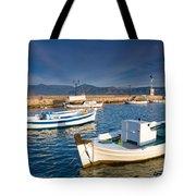 fishing boats 'XIII Tote Bag