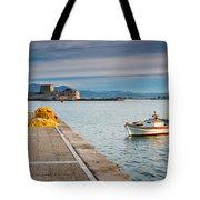 fishing boats 'XIV Tote Bag