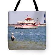 Fishing Fantasy Tote Bag