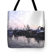 Fishing Fleet Ffwc Tote Bag