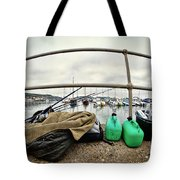 Fishing Gear Tote Bag