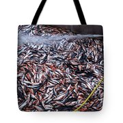 Fishing In Maine Tote Bag