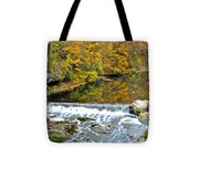Fishing Is Relaxing Tote Bag