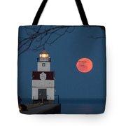 Fishing Light Tote Bag