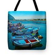Fishing Livelihood  Tote Bag
