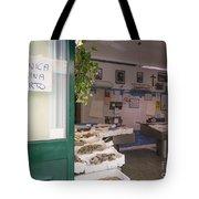 Fishing Shop Tote Bag
