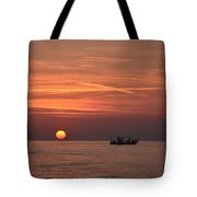 Fishing Since Before Sun-up Tote Bag