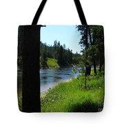 Fishing Spot 1 Tote Bag