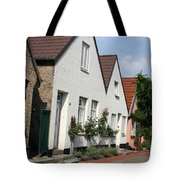 Fishingvillage Holm Tote Bag