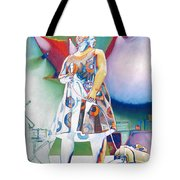 Fishman And Vaccum Tote Bag