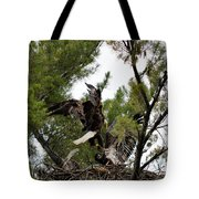 Fishmeal Tote Bag