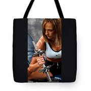 Fitness 26-2 Tote Bag