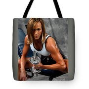 Fitness 27-2 Tote Bag