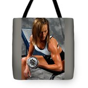 Fitness 28-2 Tote Bag